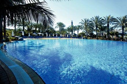 Lopesan Costa Meloneras Resort Spa & Casino in Meloneras, Gran Canaria, Canary Islands
