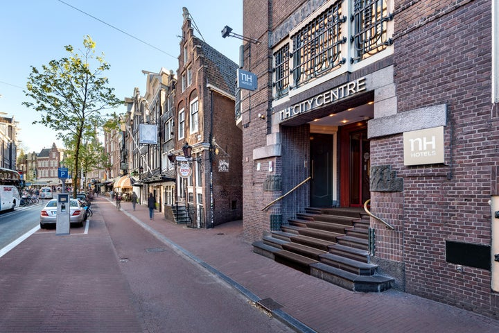 NH City Centre in Amsterdam, Holland