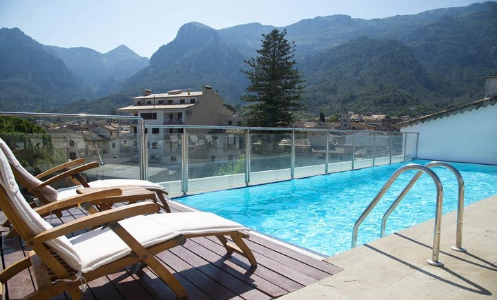 Gran Hotel Soller Spa in Soller, Majorca, Balearic Islands