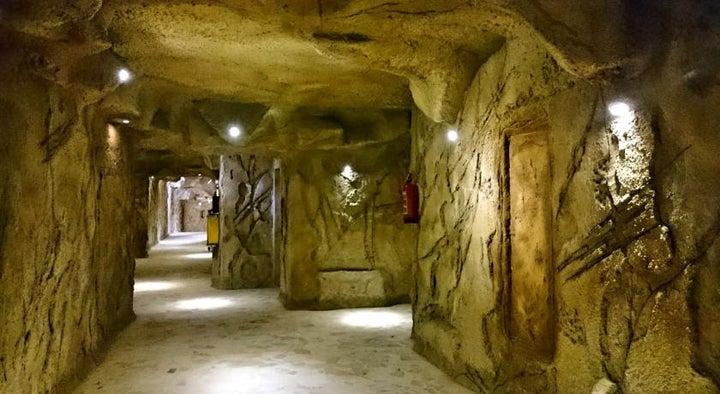 Caves Beach Resort Hurghada Image 32