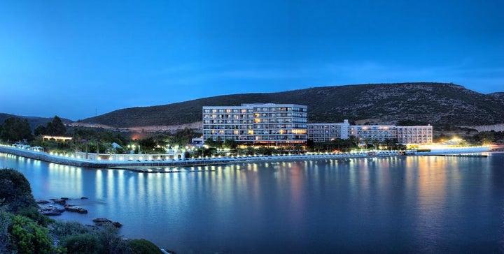 Tusan Beach Resort in Kusadasi, Aegean Coast, Turkey