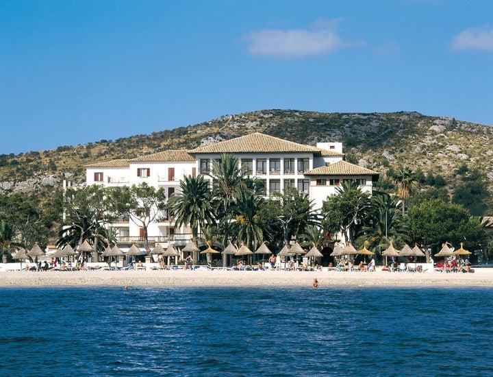 Uyal Hotel Hoposa in Puerto Pollensa, Majorca, Balearic Islands