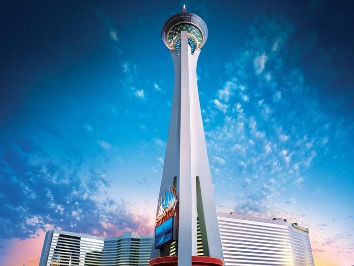 Stratosphere Casino, Hotel & Tower in Las Vegas, Nevada, USA