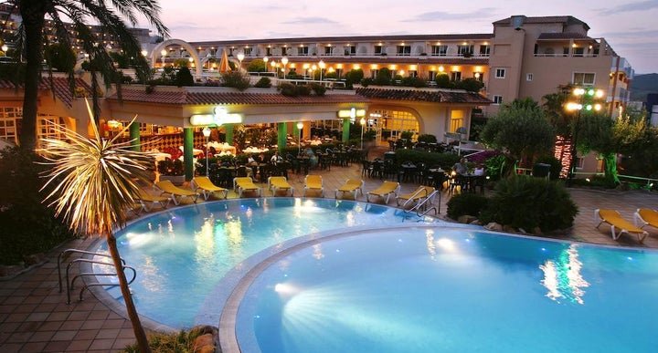 Hotel Guitart Gold Central Park Lloret De Mar