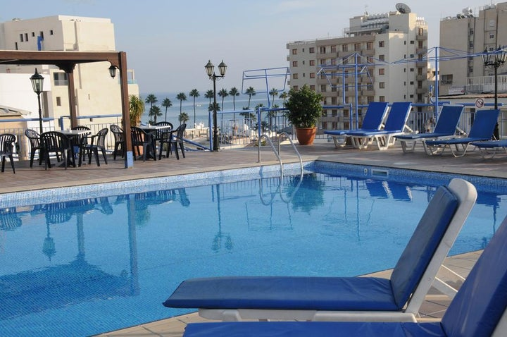 Atrium Zenon Hotel Apartments in Larnaca, Cyprus