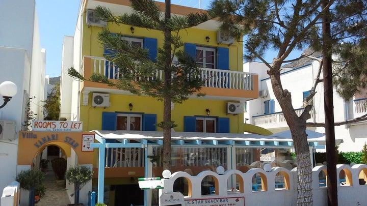 Villa Kamari Star in Kamari, Santorini, Greek Islands