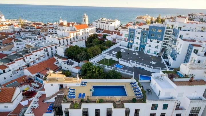 Colina Do Mar Hotel in Albufeira, Algarve, Portugal