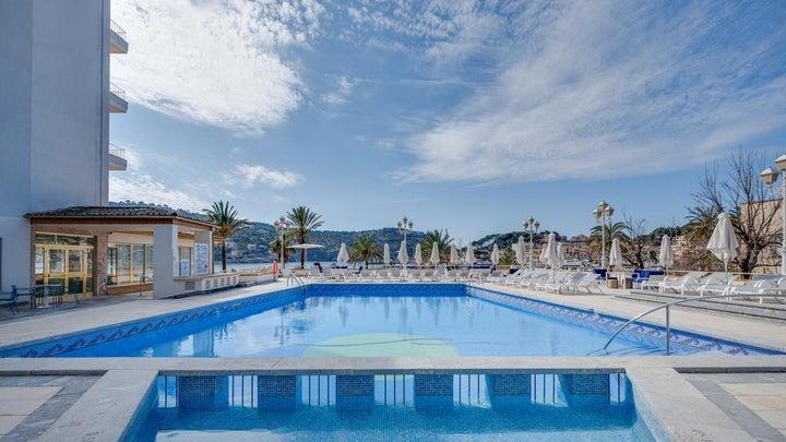 Eden Hotel in Puerto de Soller, Majorca, Balearic Islands