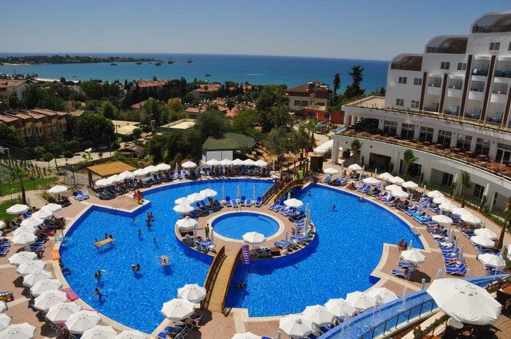 Side Prenses Resort Hotel & Spa in Side, Antalya, Turkey