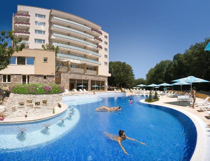 Boutique Spa Hotel Orchidea in Golden Sands, Bulgaria
