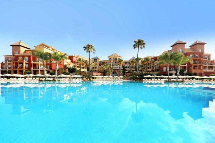 Iberostar Malaga Playa Hotel & Apartments in Torrox, Costa del Sol, Spain