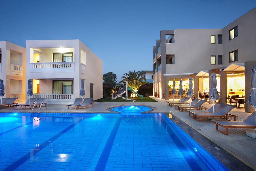 Anna s House Apartments in Georgioupolis Crete