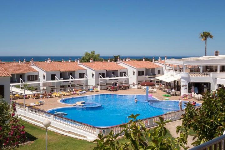 Son Bou Playa Gold in Son Bou, Menorca, Balearic Islands
