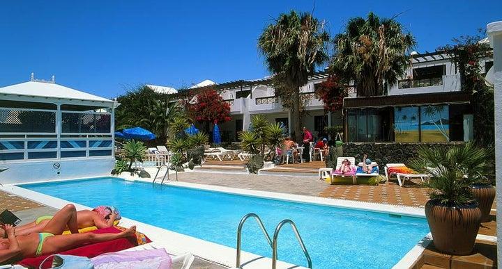 Los Tulipanes Apartment Complex in Puerto del Carmen ...