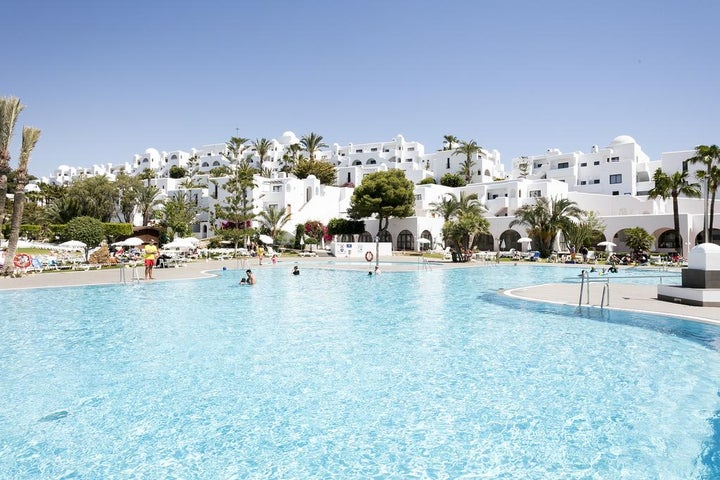 Best Pueblo Indalo Hotel in Mojacar, Andalucia, Spain