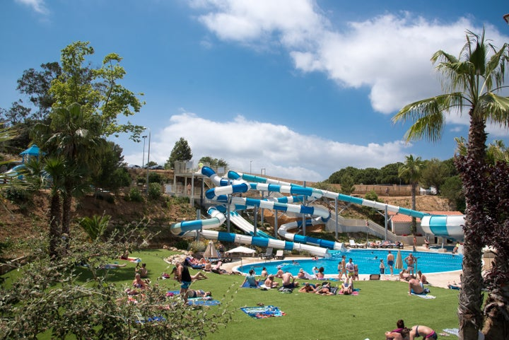 Hotel Garbi Park in Lloret de Mar, Costa Brava, Spain