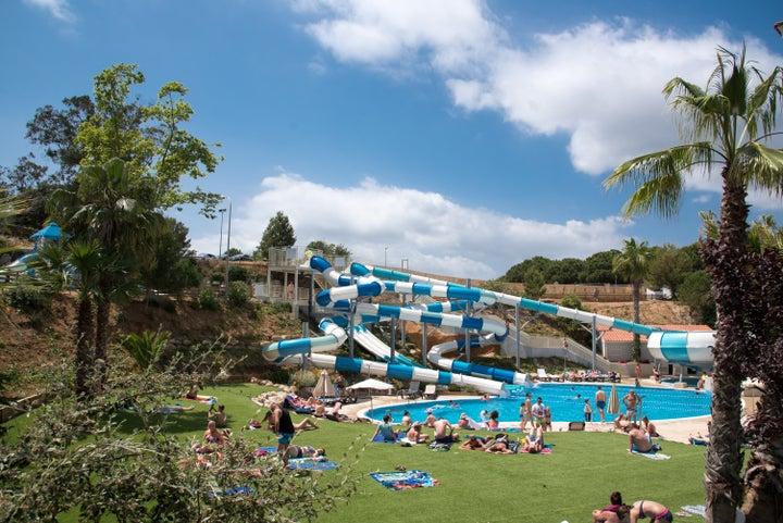 Hotel Garbi Park in Lloret de Mar, Costa Brava, Spain