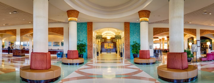 Rosen Centre Hotel in Orlando, Florida, USA