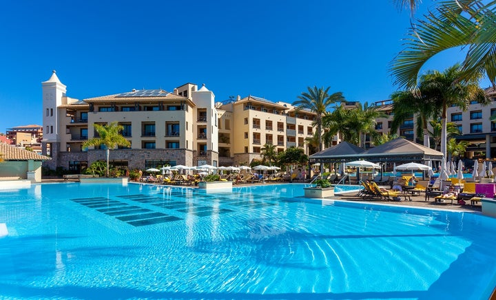 Costa Adeje Gran Hotel in Costa Adeje, Tenerife, Canary Islands