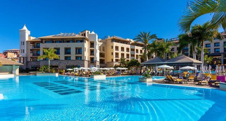 Costa Adeje Gran Hotel In Tenerife Canary Islands
