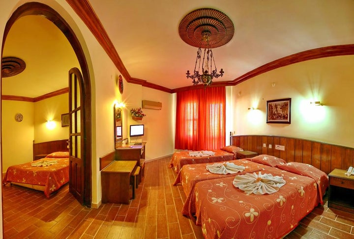 Kleopatra Fatih hotel Image 27