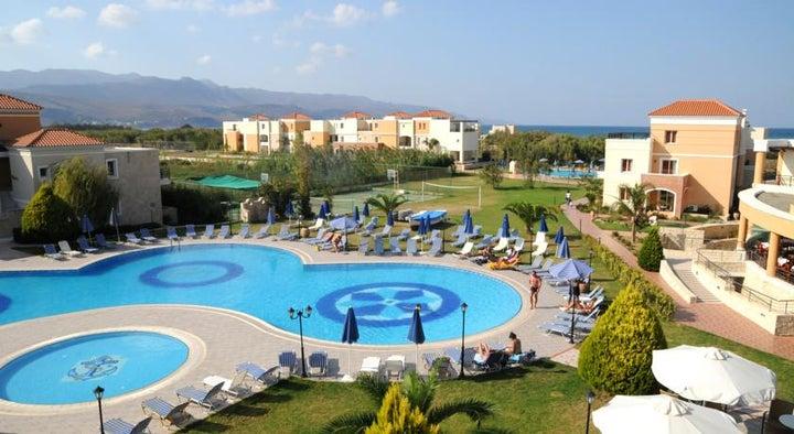 Chrispy World in Kolymbari, Crete, Greek Islands