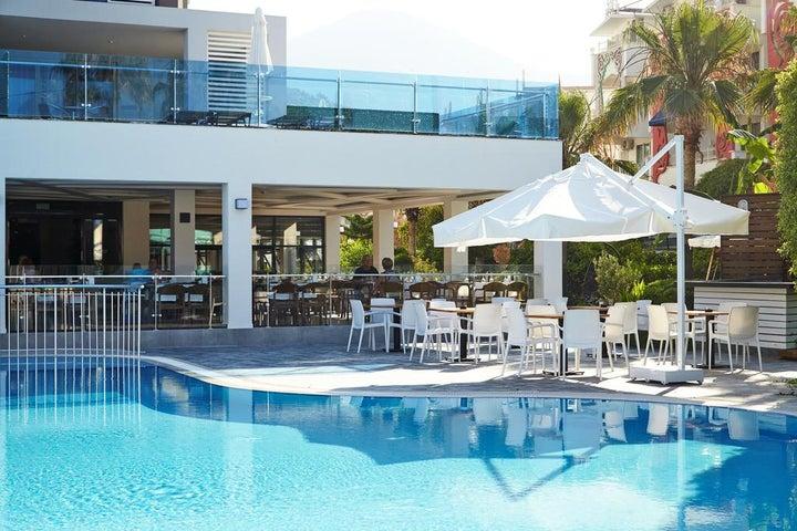 White City Beach Hotel in Konakli, Antalya, Turkey