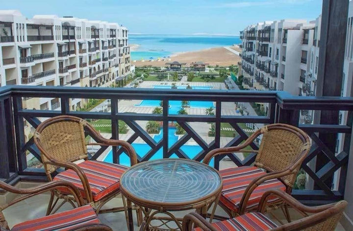 Samra Bay Hotel And Resort in Hurghada, Red Sea, Egypt
