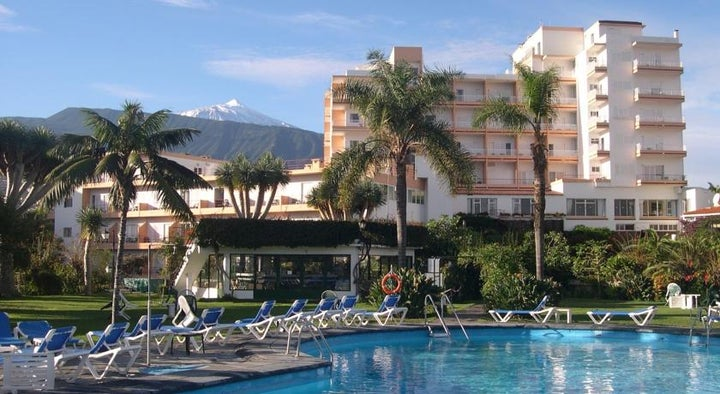 Elegance Miramar Hotel in Puerto de la Cruz, Tenerife, Canary Islands