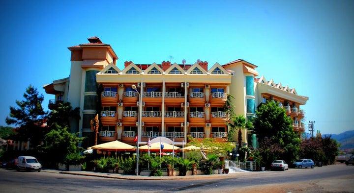 Grand Faros Hotel in Marmaris, Dalaman, Turkey