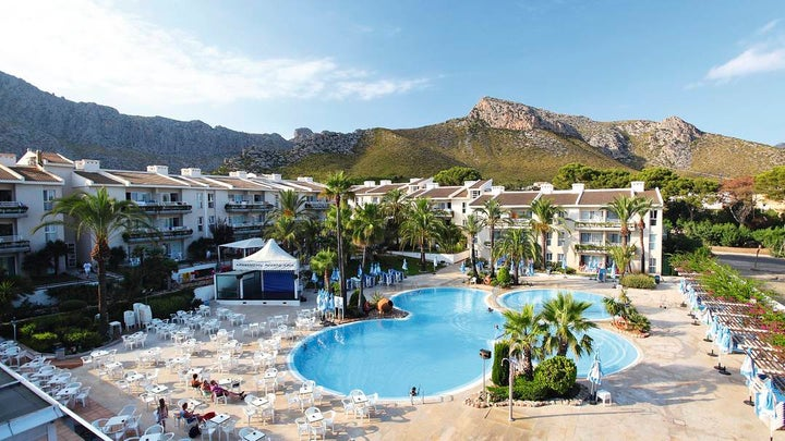 Puerto Azul Suite Hotel in Puerto Pollensa, Majorca, Balearic Islands