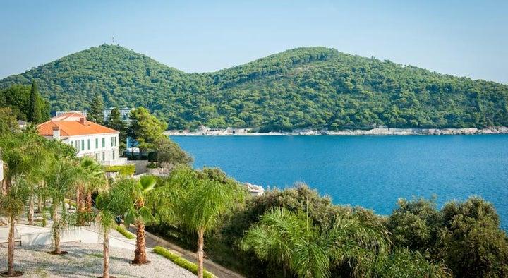 Hotel Royal Princess in Dubrovnik, Dubrovnik Riviera, Croatia
