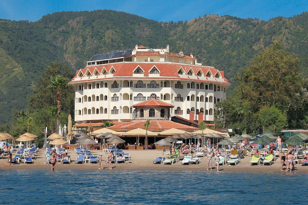 Fortuna Beach Hotel In Icmeler Turkey Holidays From 364pp Loveholidays