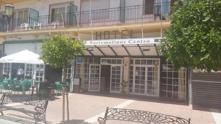 Hotel Torremolinos Centro in Torremolinos, Costa del Sol, Spain