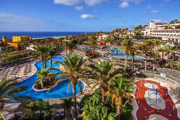 Occidental Jandia Mar in Jandia, Fuerteventura, Canary Islands