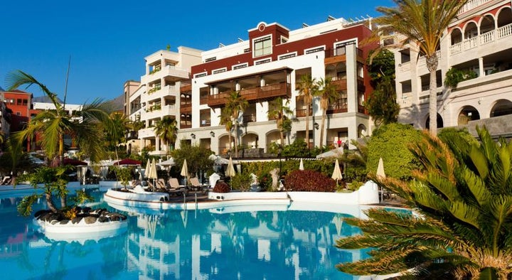 Gran Tacande Wellness & Relax in Costa Adeje, Tenerife, Canary Islands