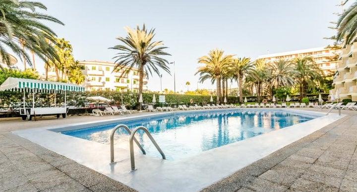 Jardin del atlantico apartments in playa del ingles gran for Jardin ingles