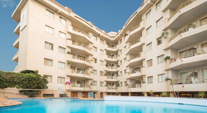 Aqua Hotel Montagut in Santa Susanna, Costa Brava, Spain