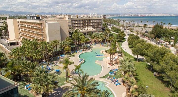 Palas Pineda Hotel in La Pineda, Costa Dorada, Spain