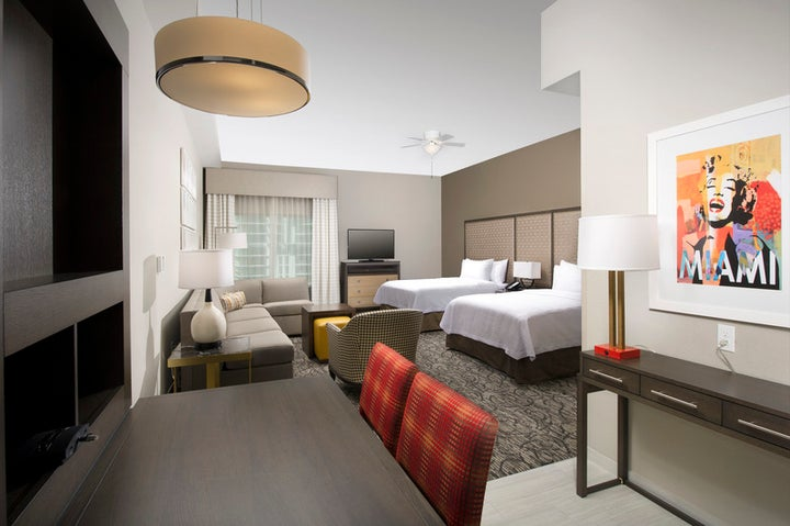 Homewood Suites by Hilton Miami Downtown/Brickell Image 7