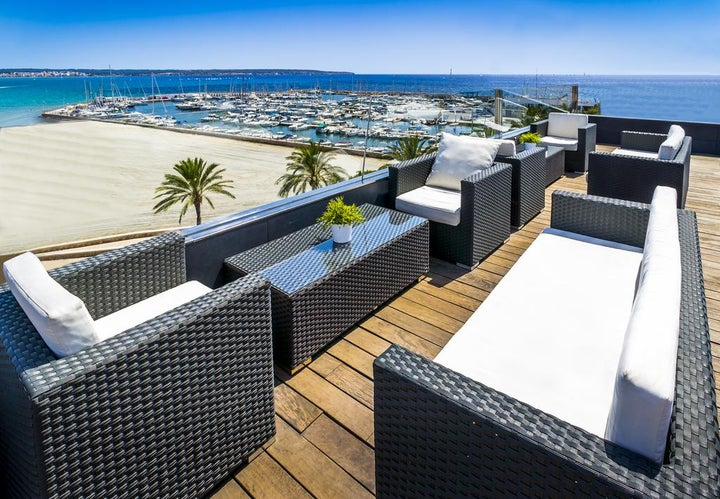 Nautic Hotel and Spa in C'an Pastilla, Majorca, Balearic Islands