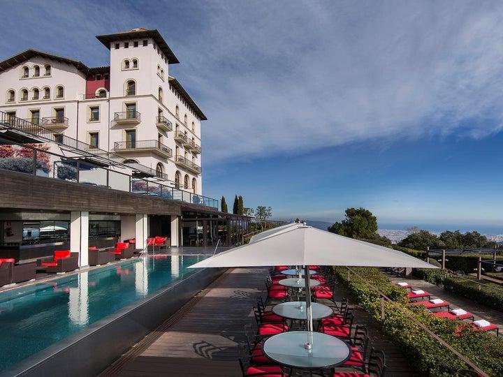 Gran Hotel La Florida in Barcelona, Costa Brava, Spain