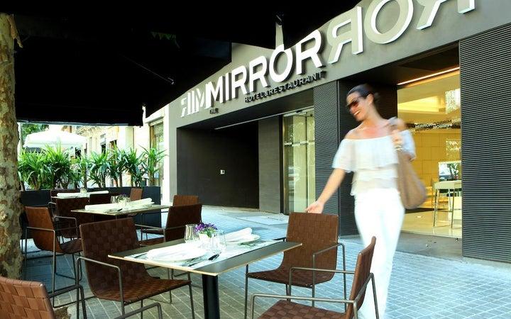 The Mirror Barcelona in Barcelona, Costa Brava, Spain