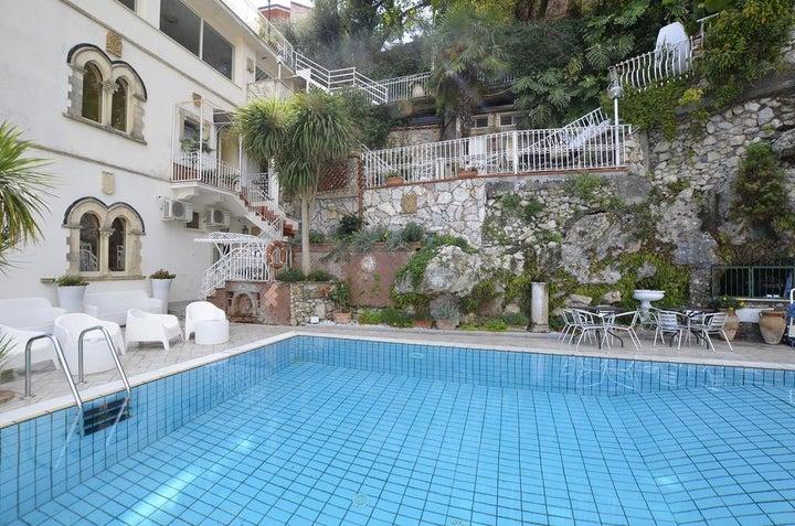 President Hotel Splendid in Taormina, Sicily, Italy
