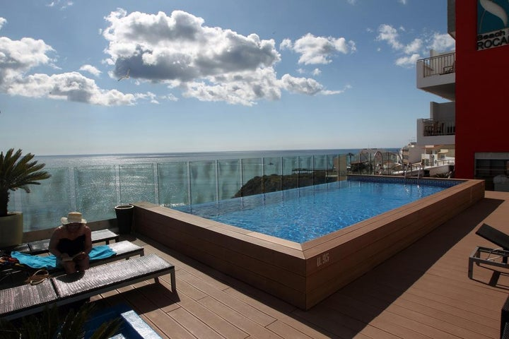 Rocamar Exclusive Hotel and Spa in Albufeira, Algarve, Portugal
