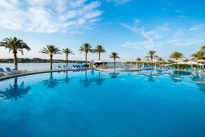 Bellevue Club in Alcudia, Majorca, Balearic Islands
