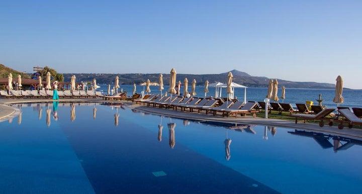 Akti Beach Hotel Greek Islands