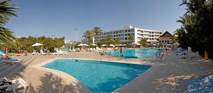 Marvell Club Aparthotel in San Antonio, Ibiza, Balearic Islands