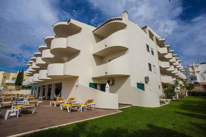 Alvormar Apartments in Alvor, Algarve, Portugal