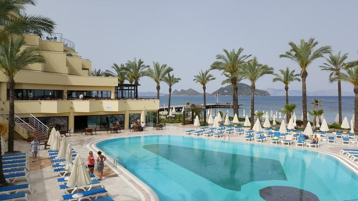 Sundance Resort in Turgutreis, Aegean Coast, Turkey